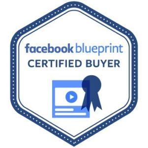 Badge Facebook blueprint