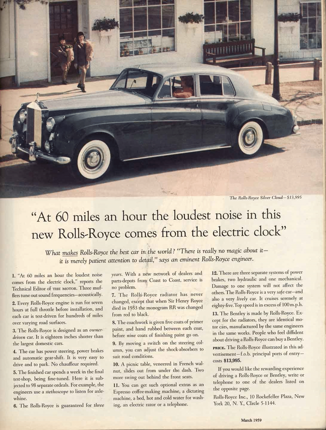 David Ogilvy Rolls-Royce