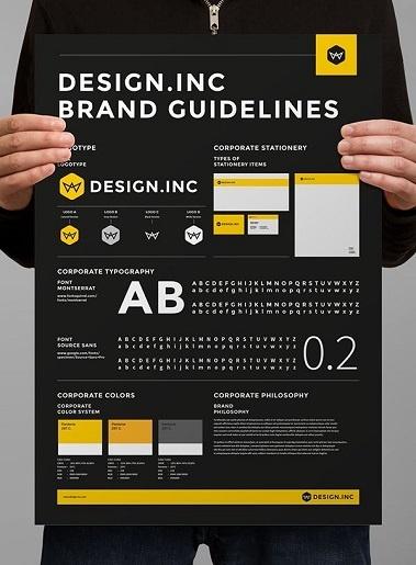 Guide de style de marque